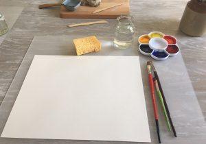 Kunst Therapie Atelier | Platz zum malen | A. Tanja Stögermair