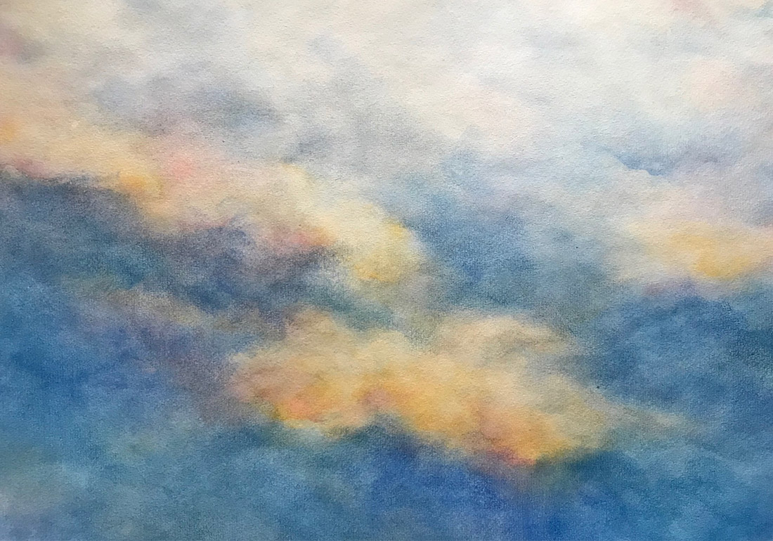 Wolken Stimmung