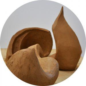 Kunst Therapie Atelier | Kurs Tonplastik | A. Tanja Stögermair